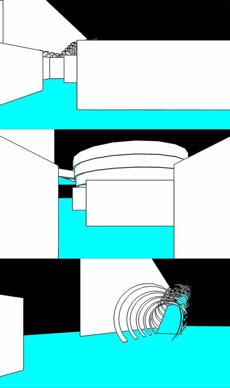 Maze captures